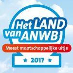Genomineerden voor ANWB Verkiezing van het 'Meest maatschappelijke uitje 2017'