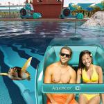 Nieuw concept voor onderwater pretpark met o.a. de Aquaticar