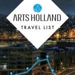 Arts Holland lanceert app voor cultuurminnend publiek