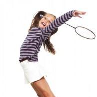 badminton strandheem