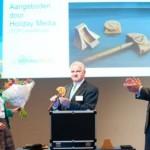 Recron voorzitter verkozen tot Euro-Nederlander van het jaar