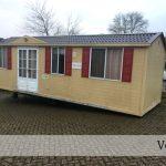 Vacanceselect bouwt verouderde stacaravans om naar glamping accommodaties