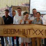 Bouw van 5 Drentse boomhutten te volgen bij SBS6