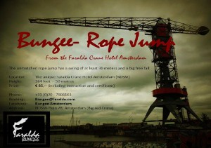 bungee rope jump