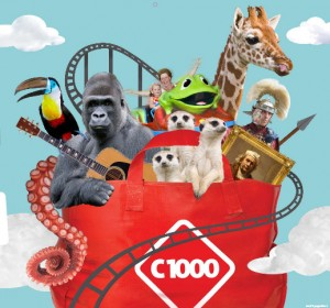c1000 attracties