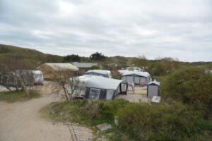 Camping De Lakens (in de duinen)