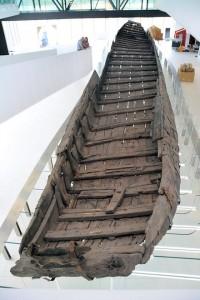 het Romeinse vrachtschip