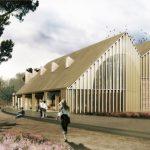 Nationaal Park De Hoge Veluwe krijgt nieuw centrumgebouw