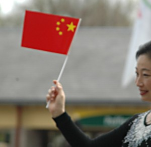 chinese toerist