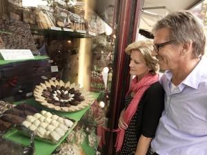 Chocolade in Antwerpen (foto: Toerisme Vlaanderen)