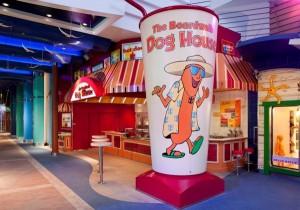 cruise hot dog