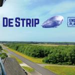 Tech-attractiepark en evenementen op luchthaven Twente