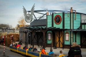 De Vuurproef; nieuwe 5D attractie in het Spoorwegmuseum Utrecht