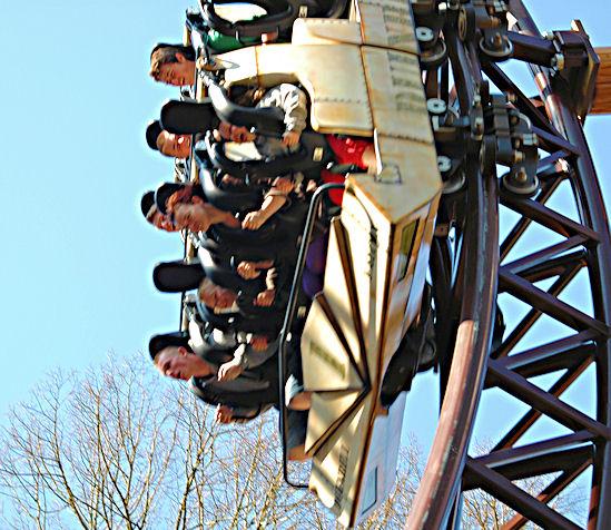Rollercoaster Duinrell