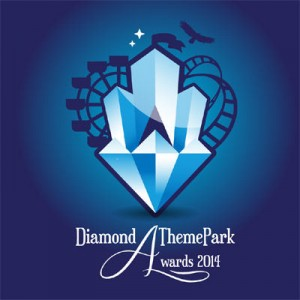 diamond theme park awards