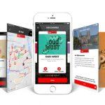 Gaat het lukken om toeristen Amsterdam te spreiden met een wandelspel-app?