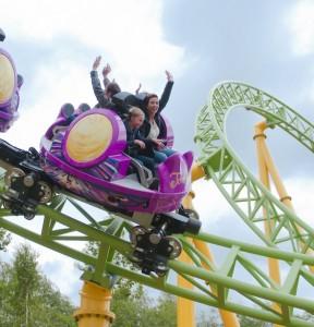 Nieuwe attractie: D'wervelwind in Torverland