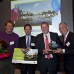 Horsterwold / Hulkesteinsebos in Zeewolde wint EDEN award 2013
