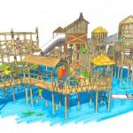 Grote indoorspeeltuin voor Burgers' Zoo in 2012