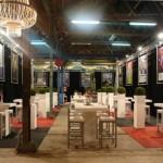Startende ondernemers evenementenbranche presenteren zich