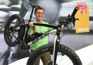 """Lebowsk-e"" fat e-bike from Felt"