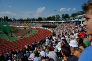 FBK Games, internationaal atletiekevenement. (in 2013 op 8 juni)