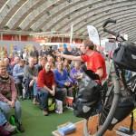 LF fietsroutes populair als basis voor fiets-trektocht