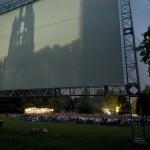 Openlucht filmfestival op grootste outdoor filmdoek van Europa