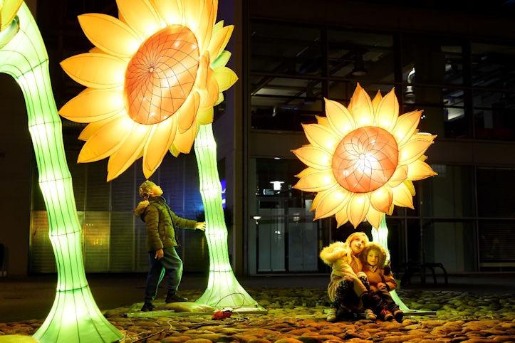 Lichtfestival GLOW in Eindhoven trekt 770.000 bezoekers in acht dagen - Pretwerk - Pretwerk; ondern