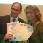 Stevige groei van aantal Green Key certificaten