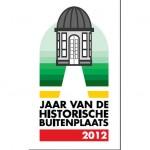 2012; jaar van de Historische buitenplaats