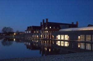 Centrumgebouw Hof van Saksen