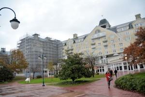 In 2014 was de hotel capaciteit niet op volle sterkte door de renovatie van diverse hotels