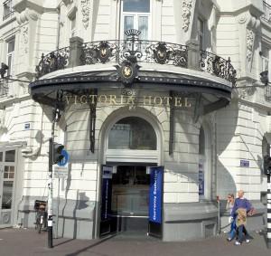 hotel victoria amsterdam