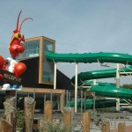 Vakantieparken aan de Zeeuwse kust doen het goed; achterland kwakkelt