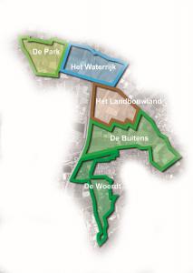 indeling park Lingezegen