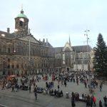 Crowd Monitoring Systeem Amsterdam moet kerstdrukte in goede banen leiden