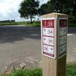 Netwerk van 275 km wandelknooppunten in Limburg