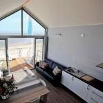 Veel belangstelling voor strandhuisjes in Julianadorp