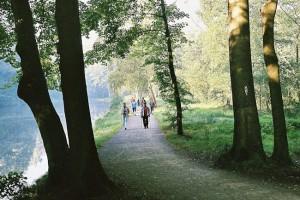 lange afstand wandelen