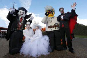 Halloween in Legoland