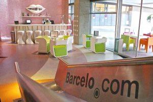 lobby3 Barcelo Malaga