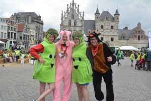 Een bezoekje aan Mechelen Kinderstad