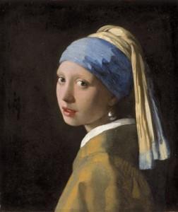 'Meisje met de parel' van Vermeer (collectie Mauritshuis)