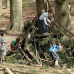 Onderzoek naar natuurlijke speeltuinen