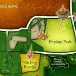 Nieuw bungalowpark met 1000 bedden voor De Efteling