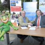 RECRON en NHTV tekenen samenwerkingsovereenkomst