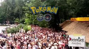 Pokemon avond event bij Dierenpark Amersfoort
