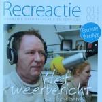 RECRON publiceert over mislukte samenwerking met Telegraaf