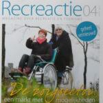 Nieuwe bladformule voor Recreactie